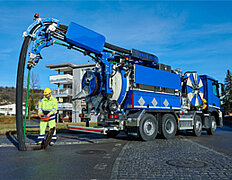 SEWER CLEANING & INDUSTRIAL DISPOSAL