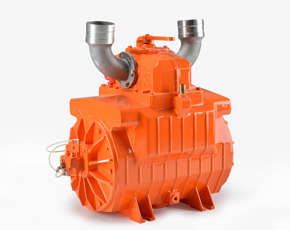 WATER vane pump